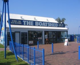 Innes Boatshed - Accommodation Gold Coast