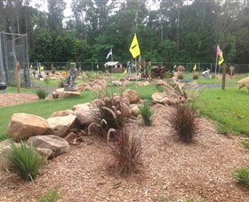 The Cove Miniature Golf Course - Accommodation Gold Coast
