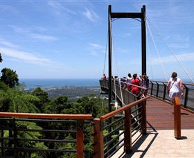 Sealy Lookout - Accommodation Gold Coast