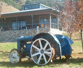 Lake George Winery - Accommodation Gold Coast