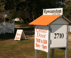 Rowanston on the Track Winery  Bed and Breakfast - Accommodation Gold Coast