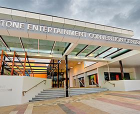 Gladstone Entertainment and Convention Centre - Accommodation Gold Coast