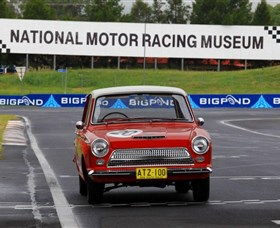 National Motor Racing Museum - Accommodation Gold Coast