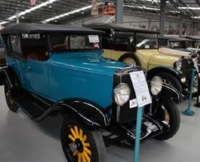 National Transport Museum - Accommodation Gold Coast