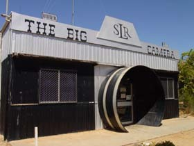 The Big Camera - Photographic Museum - Accommodation Gold Coast