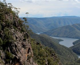Landers Falls Lookout - Accommodation Gold Coast