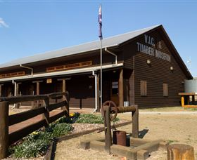 South Burnett Region Timber Industry Museum - Accommodation Gold Coast