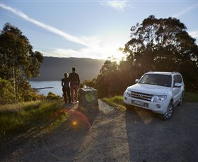 Aberfeldy Four Wheel Drive Track - Accommodation Gold Coast