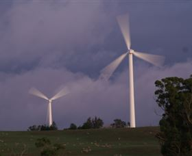 Crookwell Wind Farm - Accommodation Gold Coast