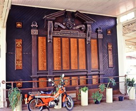 Toowoomba Railway Station Memorial Honour Board - Accommodation Gold Coast