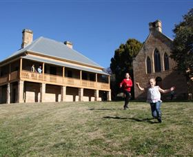 Hartley Historic Site - Accommodation Gold Coast