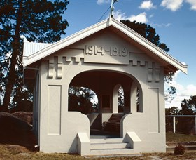 Stanthorpe Soldiers Memorial - Accommodation Gold Coast