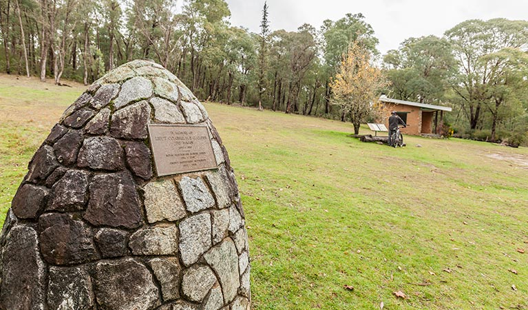 Major Clews Hut walking track - Accommodation Gold Coast