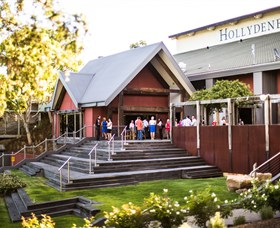 Hollydene Estate Wines and Vines Restaurant - Accommodation Gold Coast