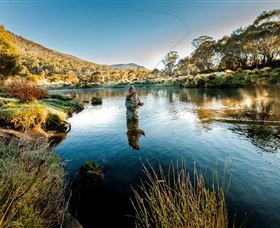 Fly Fishing Tumut - Accommodation Gold Coast