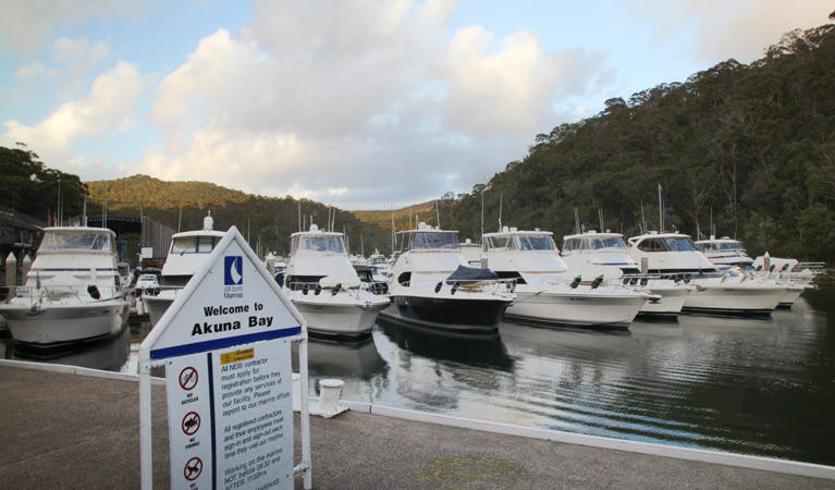 d'Albora Marinas at Akuna Bay - Accommodation Gold Coast