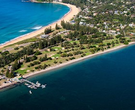 Palm Beach Golf Course - Accommodation Gold Coast