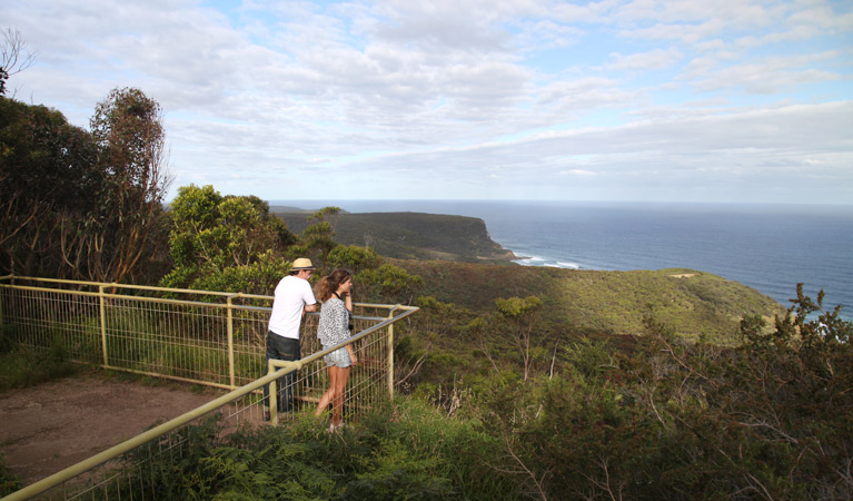 Governor Game lookout - Accommodation Gold Coast