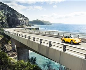 Cliff to Coast Sports Car Drives - Accommodation Gold Coast