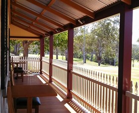 Riverside Oaks Golf Course - Accommodation Gold Coast