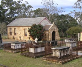 Ebenezer Church - Accommodation Gold Coast