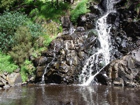 Ingalalla Waterfalls - Accommodation Gold Coast