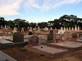 Langhorne Creek Cemetery - Accommodation Gold Coast