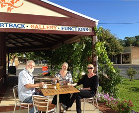 Artback Australia Gallery and Cafe - Accommodation Gold Coast