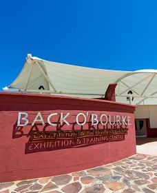 Back O Bourke Exhibition Centre - Accommodation Gold Coast