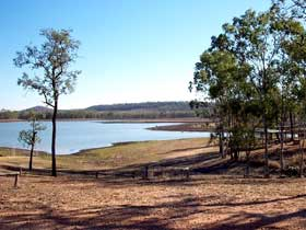 Theresa Creek Dam - Accommodation Gold Coast