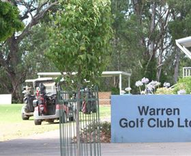 Warren Golf Club - Accommodation Gold Coast