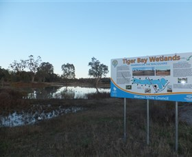 Tiger Bay Wetlands - Accommodation Gold Coast