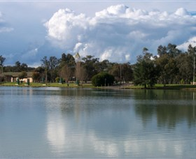 Gum Bend Lake - Accommodation Gold Coast