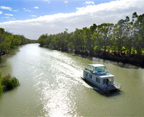 Edward River - Accommodation Gold Coast