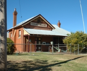 Whitton Courthouse and Historical Museum - Accommodation Gold Coast