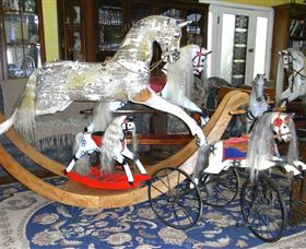 Rocking Horse Restorations - Accommodation Gold Coast