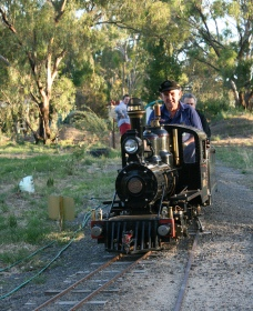 Jerilderie Steam Rail - Accommodation Gold Coast