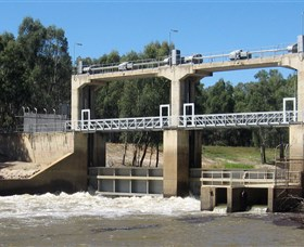 Yanco Weir - Accommodation Gold Coast
