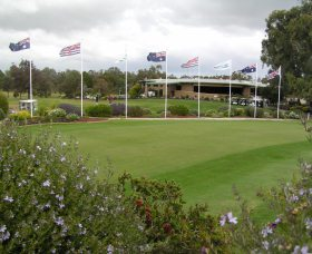 Tocumwal Golf Club - Accommodation Gold Coast