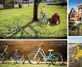 Grong Grong Borrow Bikes - Accommodation Gold Coast