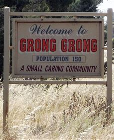 Grong Grong Earth Park - Accommodation Gold Coast