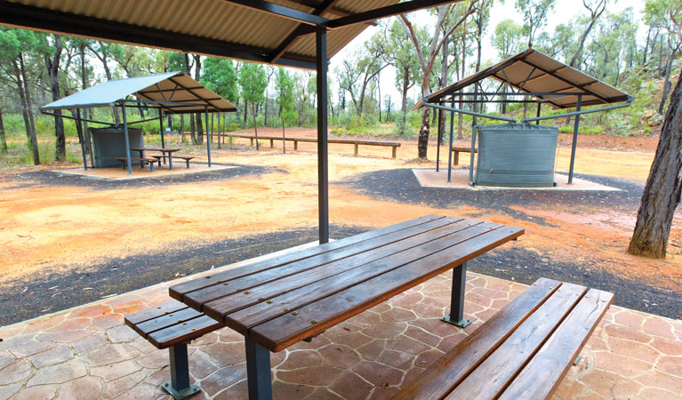 Salt Caves picnic area - Accommodation Gold Coast