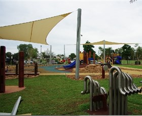 Livvi's Place Playground - Accommodation Gold Coast