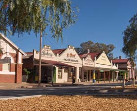 Ariah Park 1920s Heritage Village - Accommodation Gold Coast