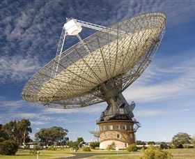 CSIRO Parkes Radio Telescope - Accommodation Gold Coast