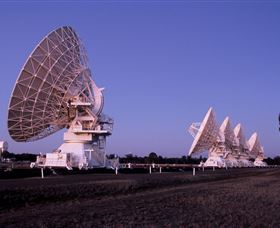 CSIRO Australia Telescope Narrabri - Accommodation Gold Coast