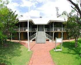 Moree Lands Office Historical Building - Accommodation Gold Coast