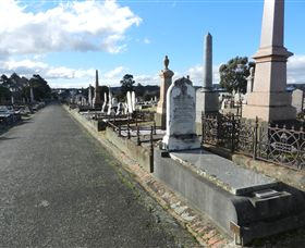 Ballarat General Cemeteries - Accommodation Gold Coast