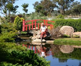 Wellington Osawano Japanese Gardens - Accommodation Gold Coast