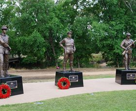 VC Memorial Park - Honouring Our Heroes - Accommodation Gold Coast